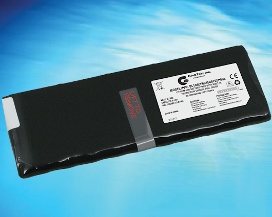 IEC62133 Certified Lithium Polymer (Li-Po) 3.7V, 9400mAh Battery Pack Features High Capacity and Integrated Connector!