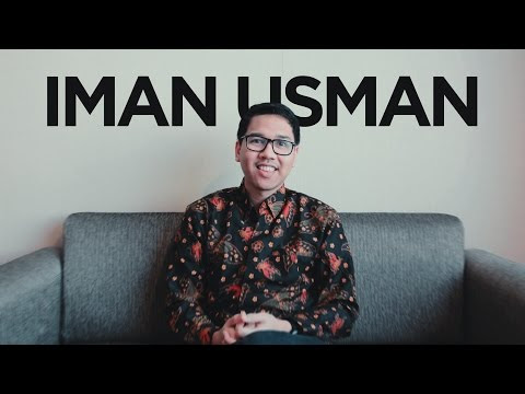 Getting Inspired Everyday: Iman Usman