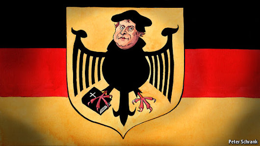 MARTIN LUTHER AND GERMANY