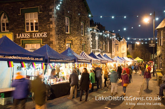 A Christmas celebration in Windermere - Lake District Gems blog