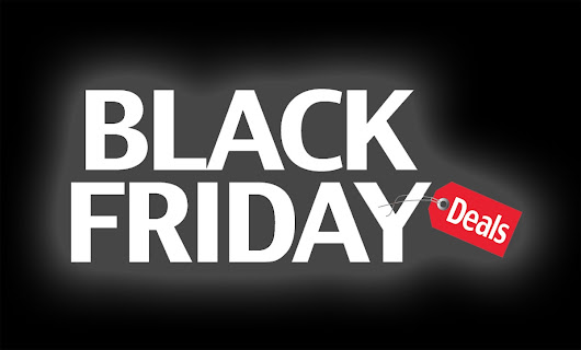 Last minute Black Friday deals - get your vacuum cleaner for half the price