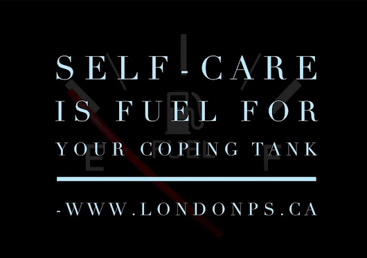 How Full is Your Coping Tank? Verge of a Nervous Breakdown or Ready for the Long Haul?