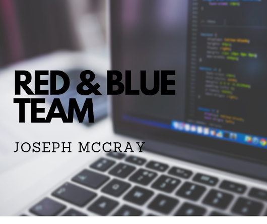 Red & Blue Team - InfoSec Addicts