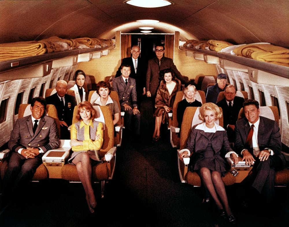 Film: Airport – A Star Studded 1970s Melodrama | Ultra Swank