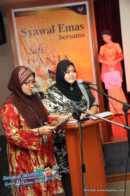 Safi Rania Gold Events