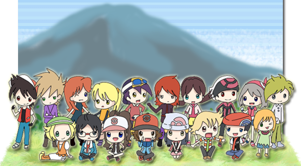 Pokémon Adventures images Characters wallpaper and