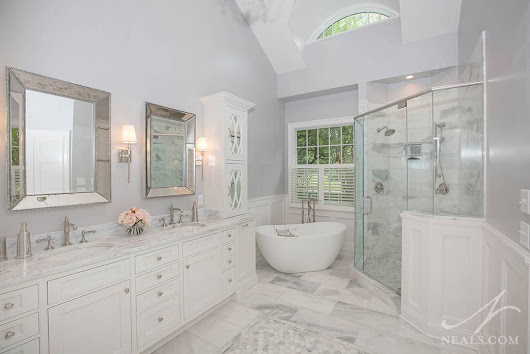 Project Spotlight: Classic Master Bath in Indian Hill