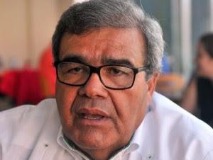 Doctor Senén Caba, candidato a diputado por Alianza País.