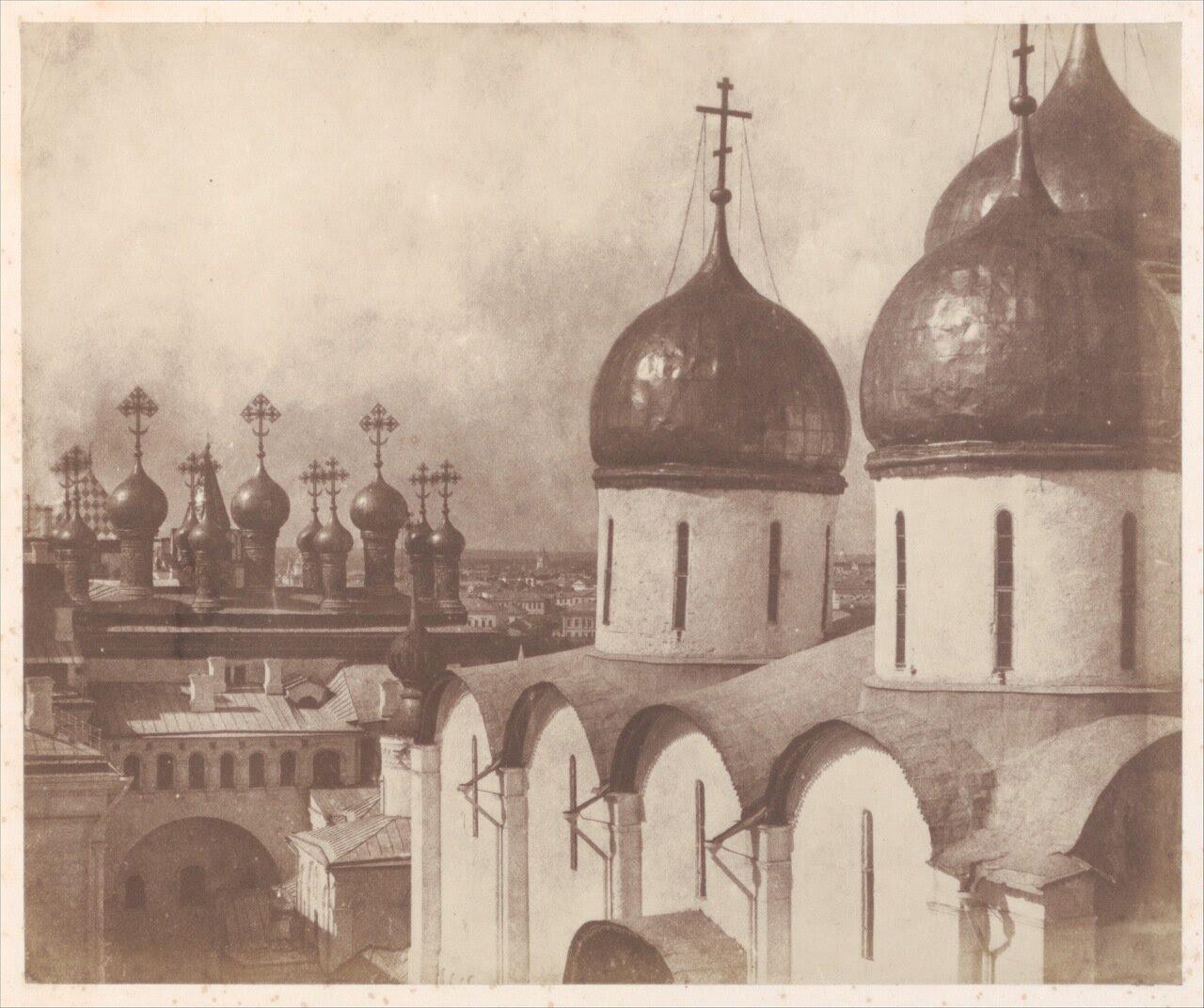 1852. Московские купола