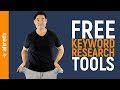 Free keyword research tools in 2021