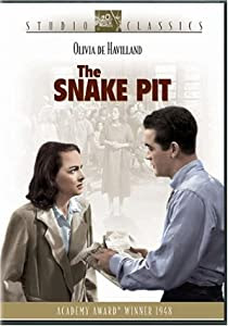 "Cover of ""The Snake Pit"""