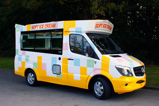 Astore & Sons Ice Cream Van Hire