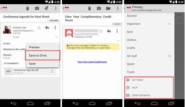 添付ファイルを追加する(Android) Gmail ヘルプ