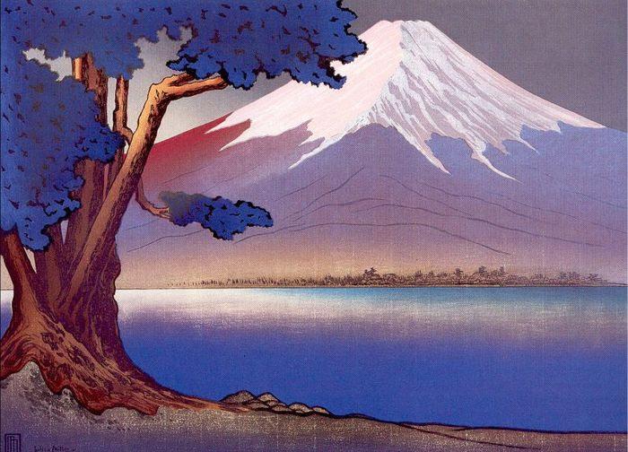 Sunrise At Fujiyama