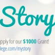 My Story Web Series & $1,000 Grant Opportunity! -