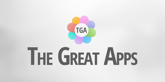 TheGreatApps - Android, iOS, Windows and Amazon Apps + Games Reviews