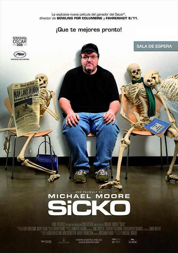 Sicko (Michael Moore, 2.007)