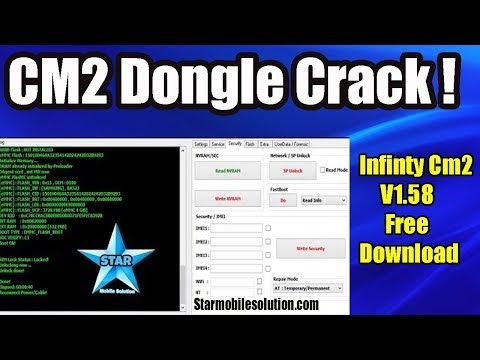 cm2 dongle crack