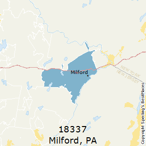 Best Places To Live In Milford Zip 18337 Pennsylvania