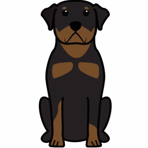 Dibujos De Perros Rottweiler Para Dibujar Imagui