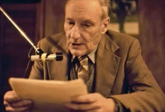 William S. Burroughs Teaches a Free Course on Creative Reading and Writing (1979)