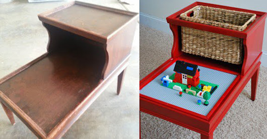 DIY furniture hacks