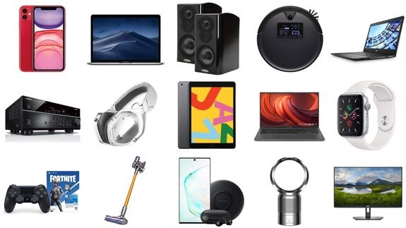 iPhone 11, Dyson V8, bObsweep robotic vacuum, Samsung Galaxy Notice 10, and extra offers for Sept. 14