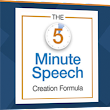 How to Create Your Speech Outline in 5 Minutes