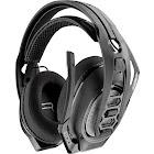 Plantronics RIG 800LX Wireless Over-Ear Headset - Uni-Directional - Black