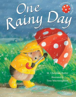 Cover Art for One rainy day