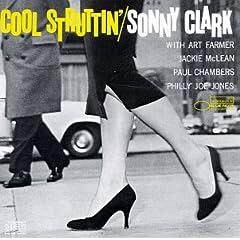 Sonny Clark - Cool Struttin' cover