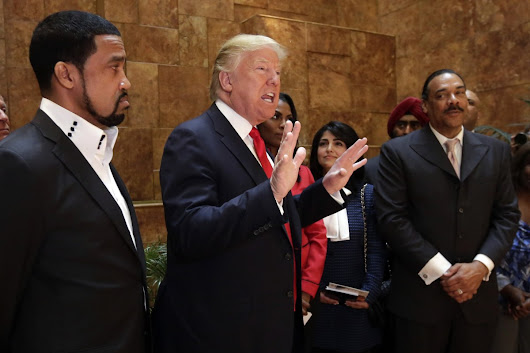 Trump 'Diversity Coalition' Holds Hectic First Meeting