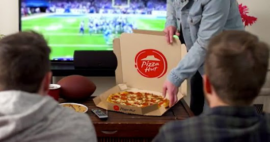 Why Does Pizza Hut Want an NFL Sponsorship When Papa John's Doesn't?