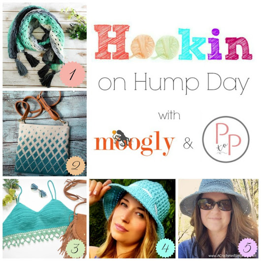 Hookin On Hump Day #169: A Yarny Link Party on Moogly!