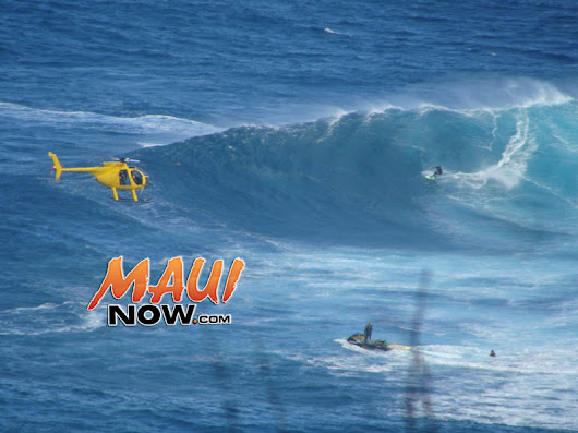"Maui Now: Maui County Buys 267 Acres, Including Easement to ""Jaws"""