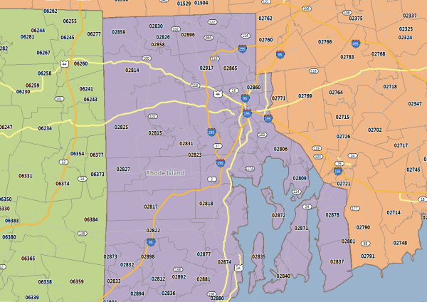 3 Digit Zip Code Map United States - Us Zip Code Map