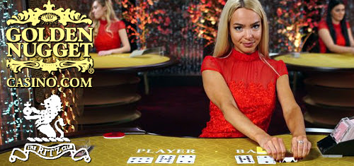 Exclusive look at golden nuggets new live dealer roulette game