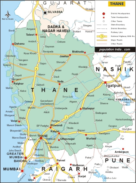 thane, thane map, thane district, thane district map, population of thane, thane and surrounding areas, mumbai surrounding areas, mumbai outskirts, thane population, thane population 2011, population of thane 2011,