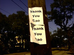 Thank You Cao