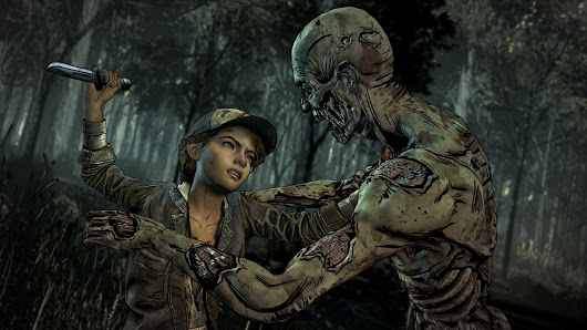 Ya tenemos fecha para el final de The Walking Dead: The Game