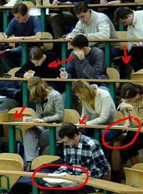 Everybody cheats