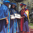 Anto attains doctorate degree