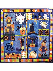 Boo Hallow Quilt Pattern Pack