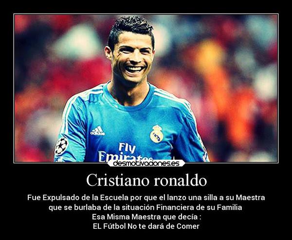Las 5 Frases Mas Legendarias De Cristiano Ronaldo