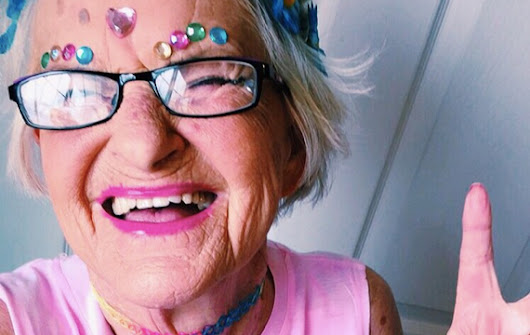 Catching Up With Instagram Star Baddie Winkle | Senior Planet