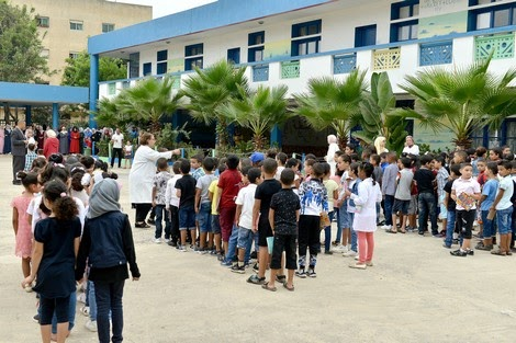 """أساتذة المغرب يخشون """"الكارثة"""" ويقترحون تأجيل الدراسة إلى أكتوبر"""