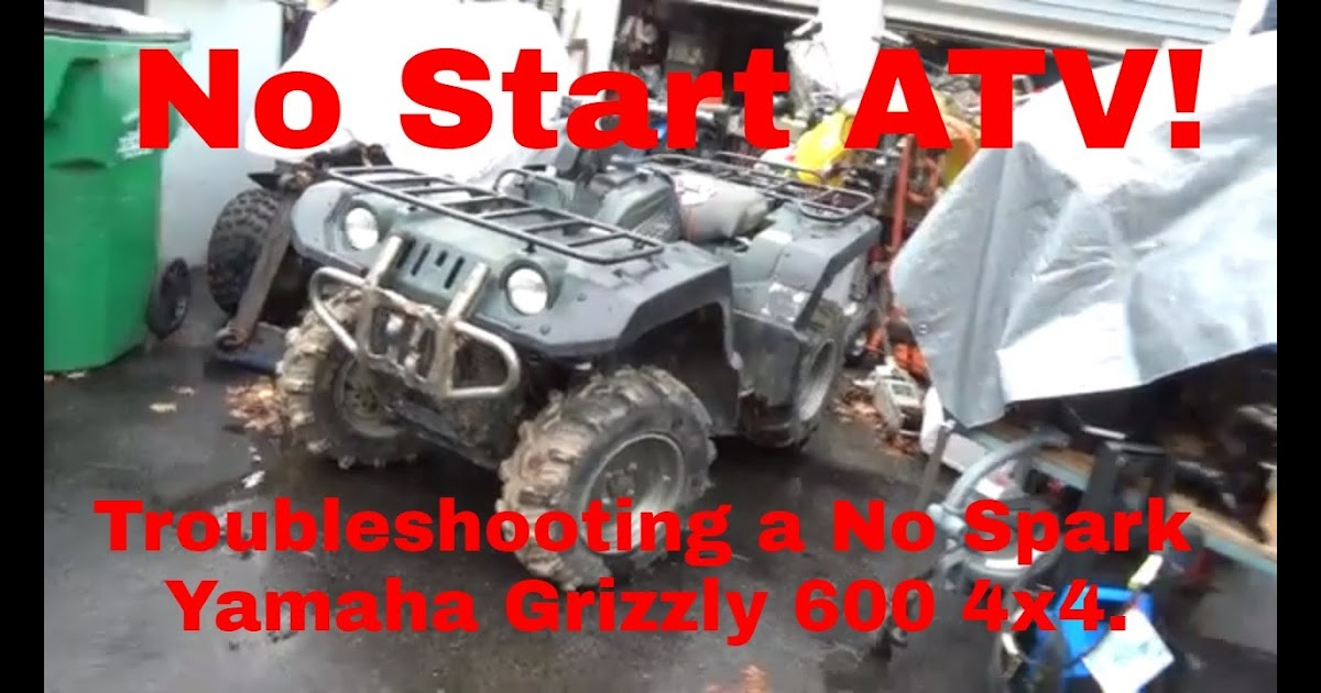Wiring Diagram Yamaha Grizzly 600