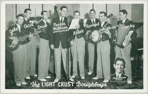 Light Crust Doughboys