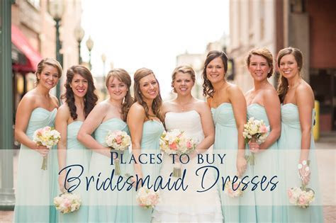 Places to Buy Bridesmaid Dresses   Photographer Akron