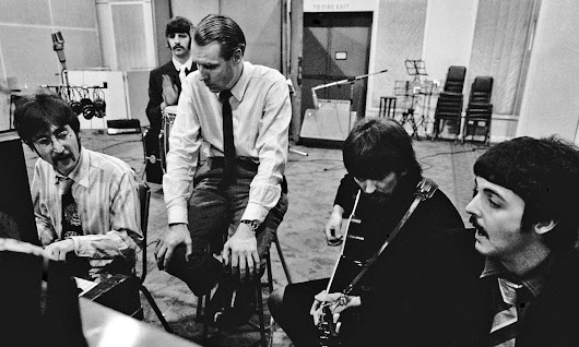 Philip Norman on George Martin: 'It could easily have been Lennon, McCartney and Martin'